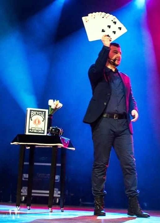"""20180926 074142 Festiwal Iluzji """"Champions of Illusion"""". Ogłaszamy, kto zdobywa WEJŚCIÓWKI!"""