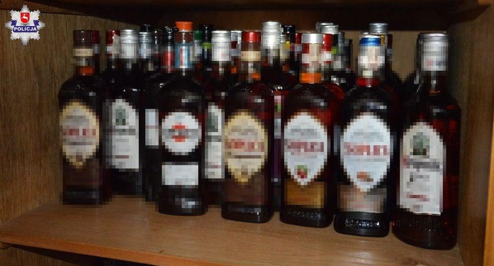 68 155941 Zamość: Nielegalna produkcja alkoholu w mieszkaniu 74-latka