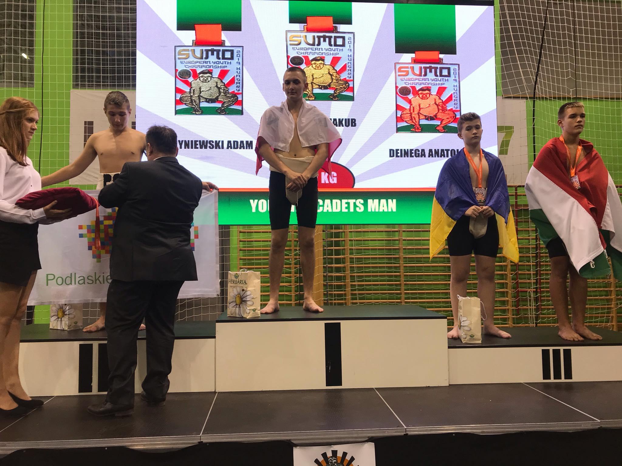 71642279 2274220539557260 399068174798028800 n Zawodnicy Agrosu przywieźli z Węgier trzy medale!