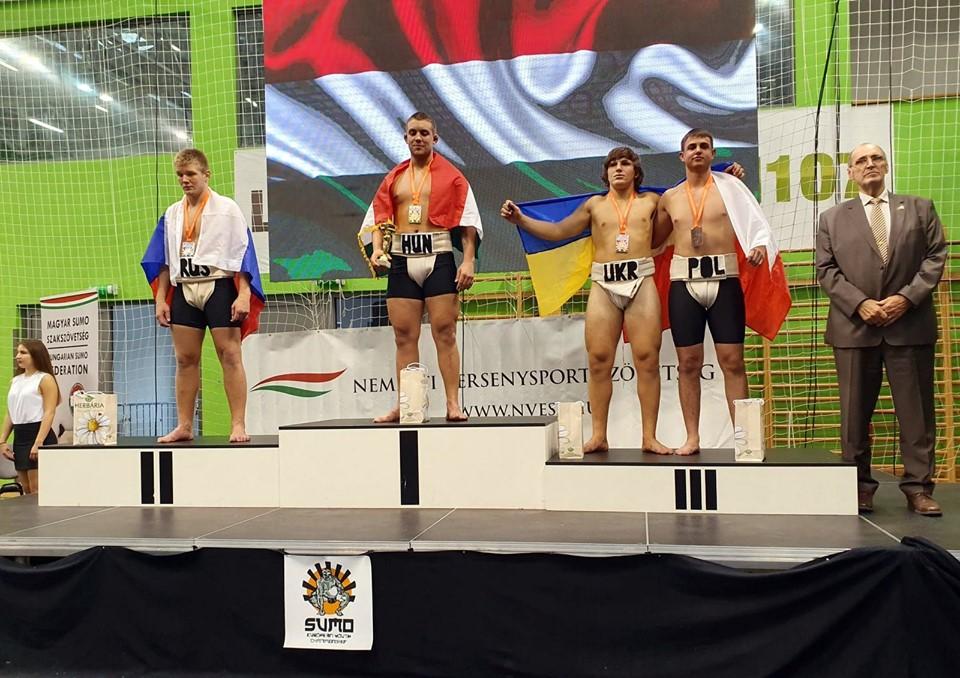72236413 10211625949764276 4737905383450869760 n Zawodnicy Agrosu przywieźli z Węgier trzy medale!
