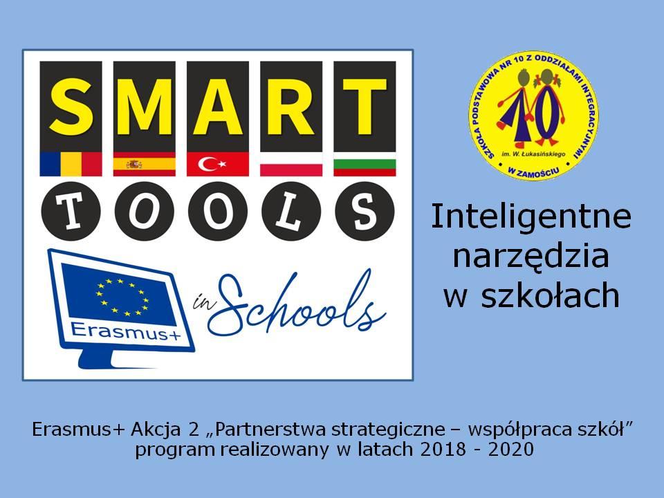 banery smart tools ERASMUS DAY w zamojskiej10-tce [FOTORELACJA]