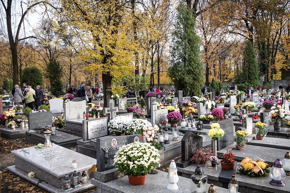 cemetery 4565804 960 720 ZAMOŚĆ: Utrudnienia w ruchu przy cmentarzach. [MAPKI]