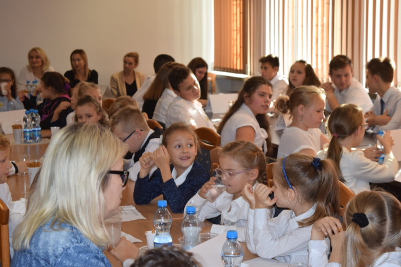 debata x2019 sp7 35 Zamość: Uczniowie