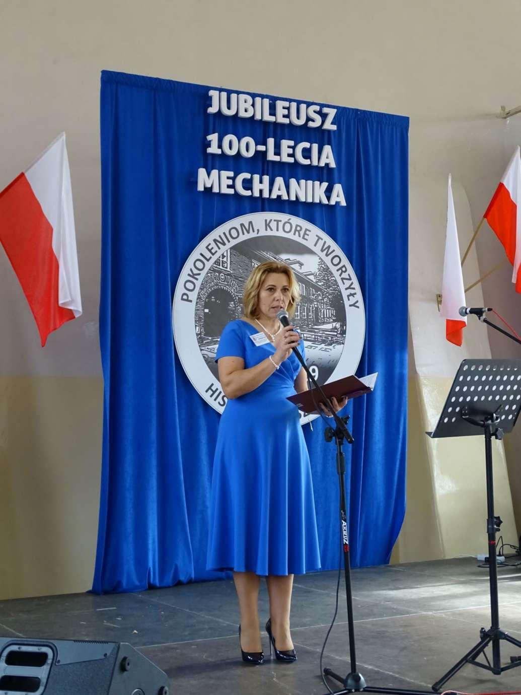 dsc07840 Jubileusz 100-lecia zamojskiego