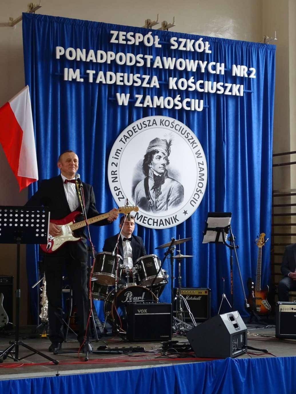 dsc07917 Jubileusz 100-lecia zamojskiego