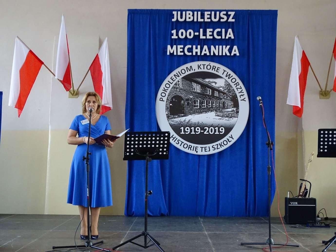 dsc07977 Jubileusz 100-lecia zamojskiego