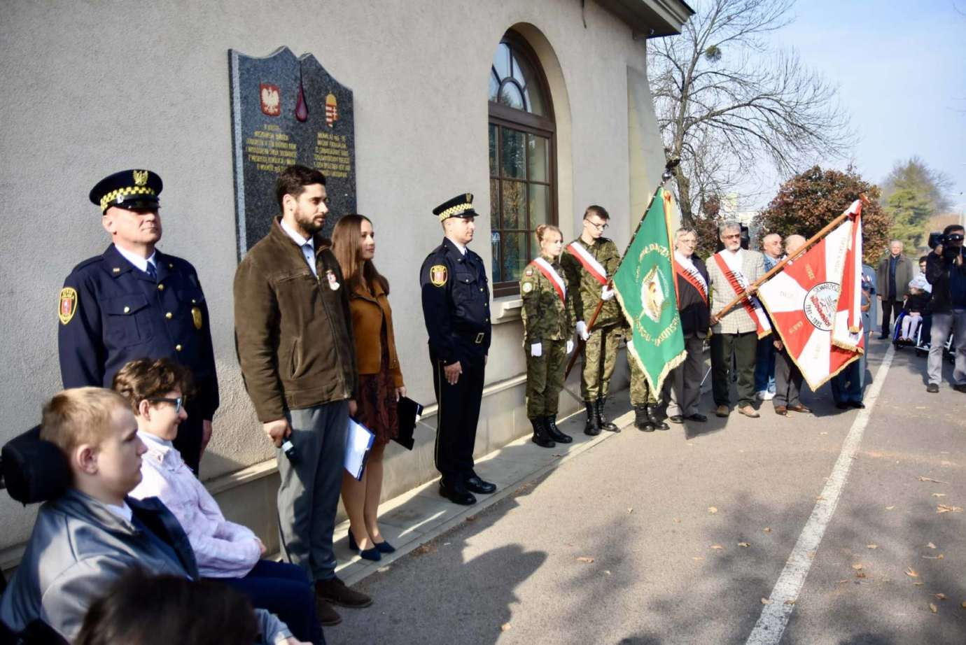 dsc 9467 Zamość: Obchody Narodowego Święta Węgier [ZDJĘCIA, FILM]