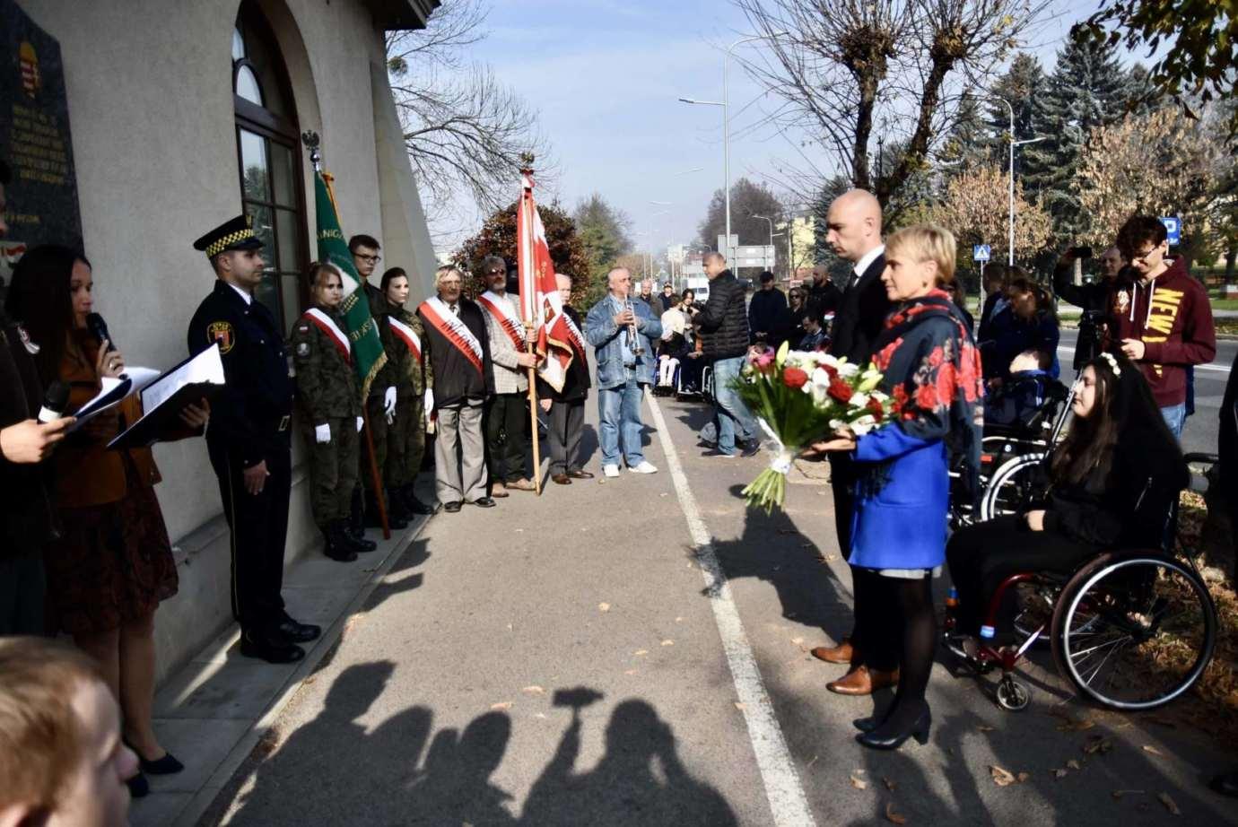 dsc 9490 Zamość: Obchody Narodowego Święta Węgier [ZDJĘCIA, FILM]