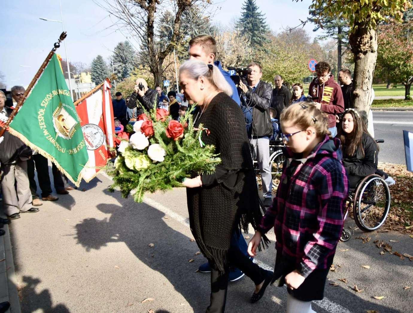 dsc 9499 Zamość: Obchody Narodowego Święta Węgier [ZDJĘCIA, FILM]