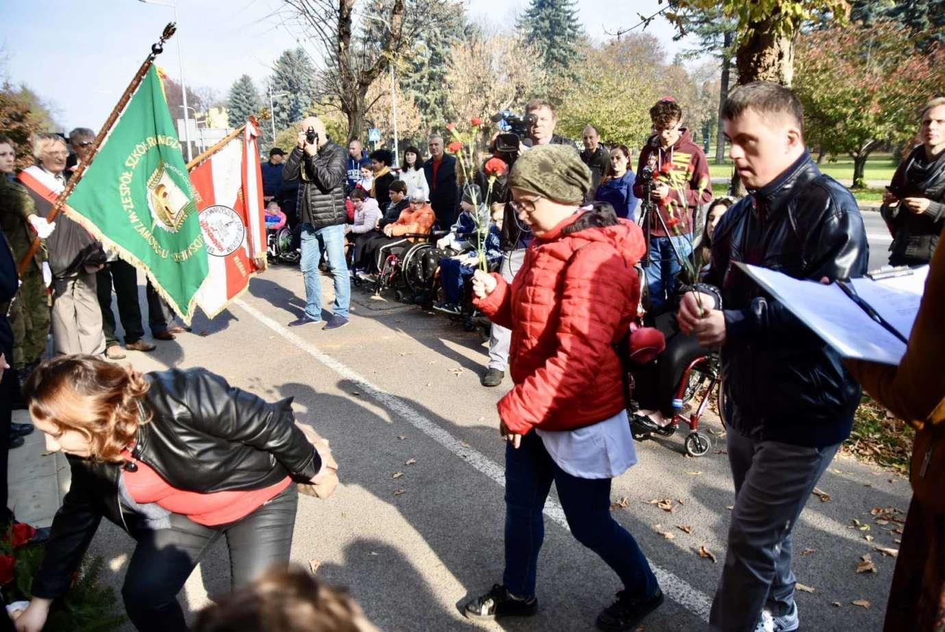 dsc 9504 Zamość: Obchody Narodowego Święta Węgier [ZDJĘCIA, FILM]