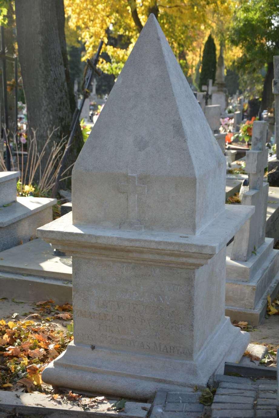 marjanna matwiejczuk 1 1 Zamość: Przed nami XIII Kwesta na Cmentarzu Parafialnym przy ul. Peowiaków (zdjęcia)