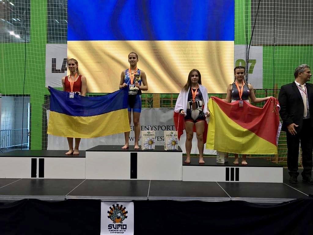 mej marta Zamojscy sumici z medalami