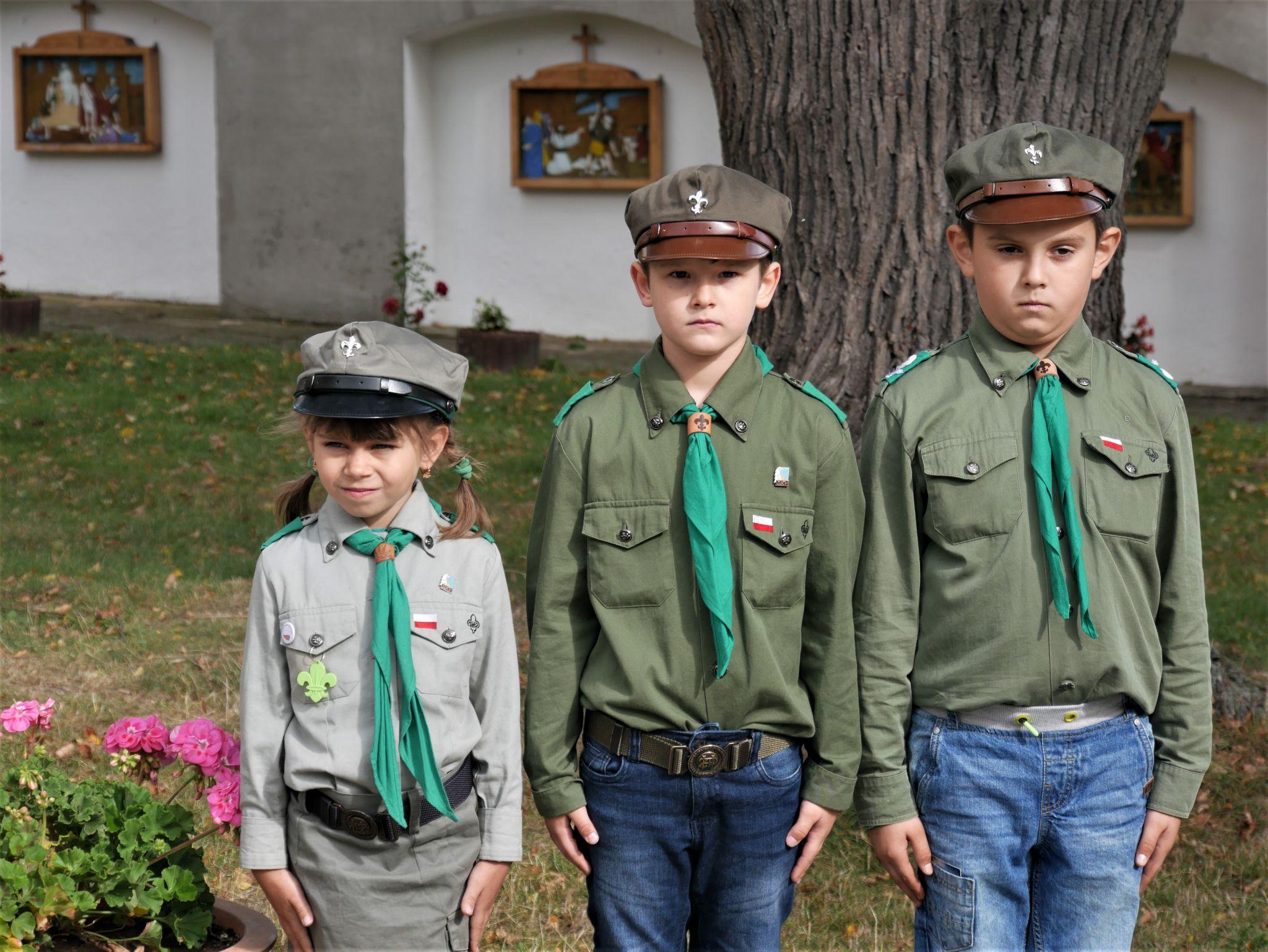 p1130624 Piękne pożegnanie trzech odnalezionych żołnierzy II Inspektoratu Zamojskiego AK [FOTORELACJA]