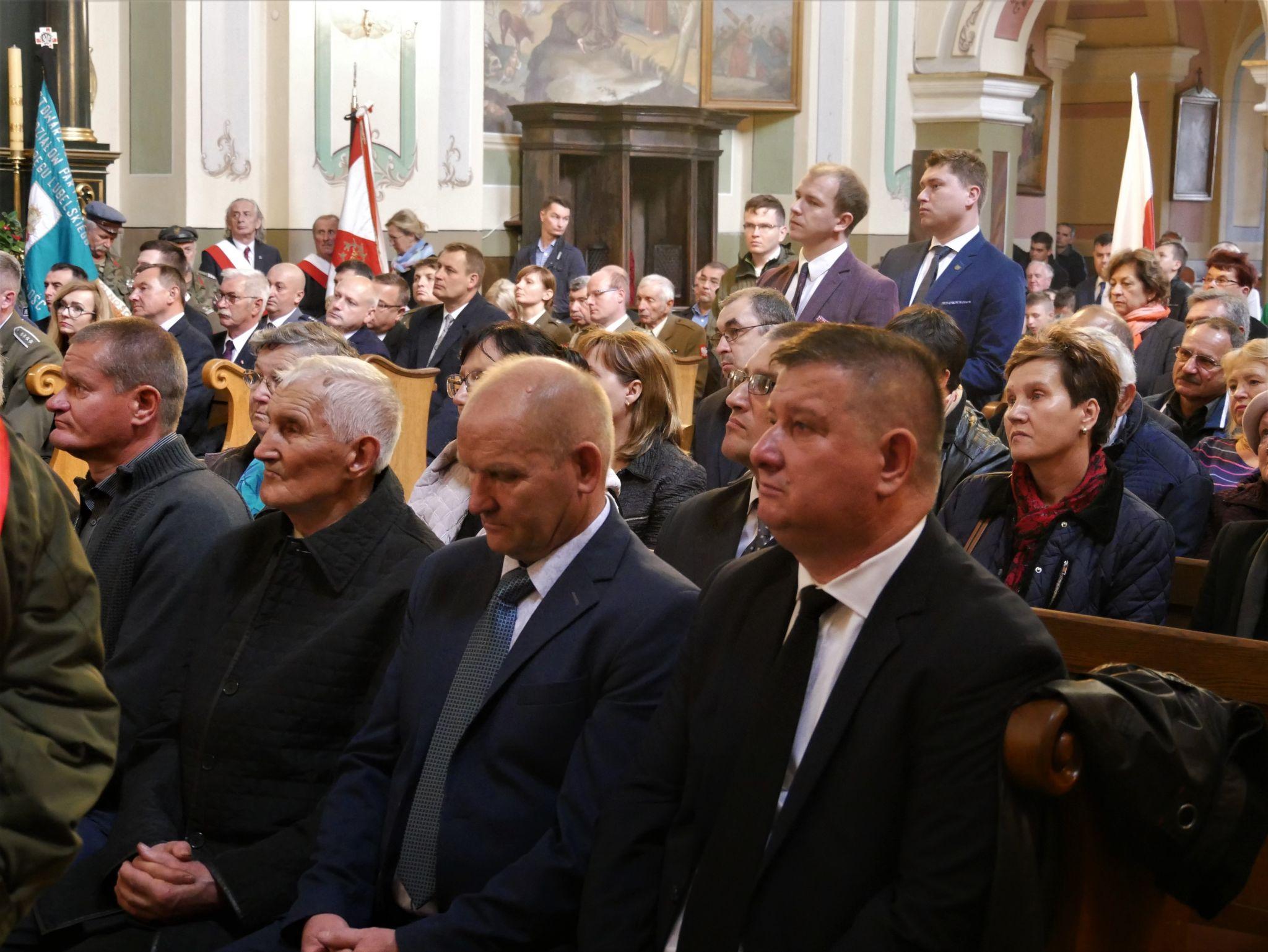 p1130748 Piękne pożegnanie trzech odnalezionych żołnierzy II Inspektoratu Zamojskiego AK [FOTORELACJA]