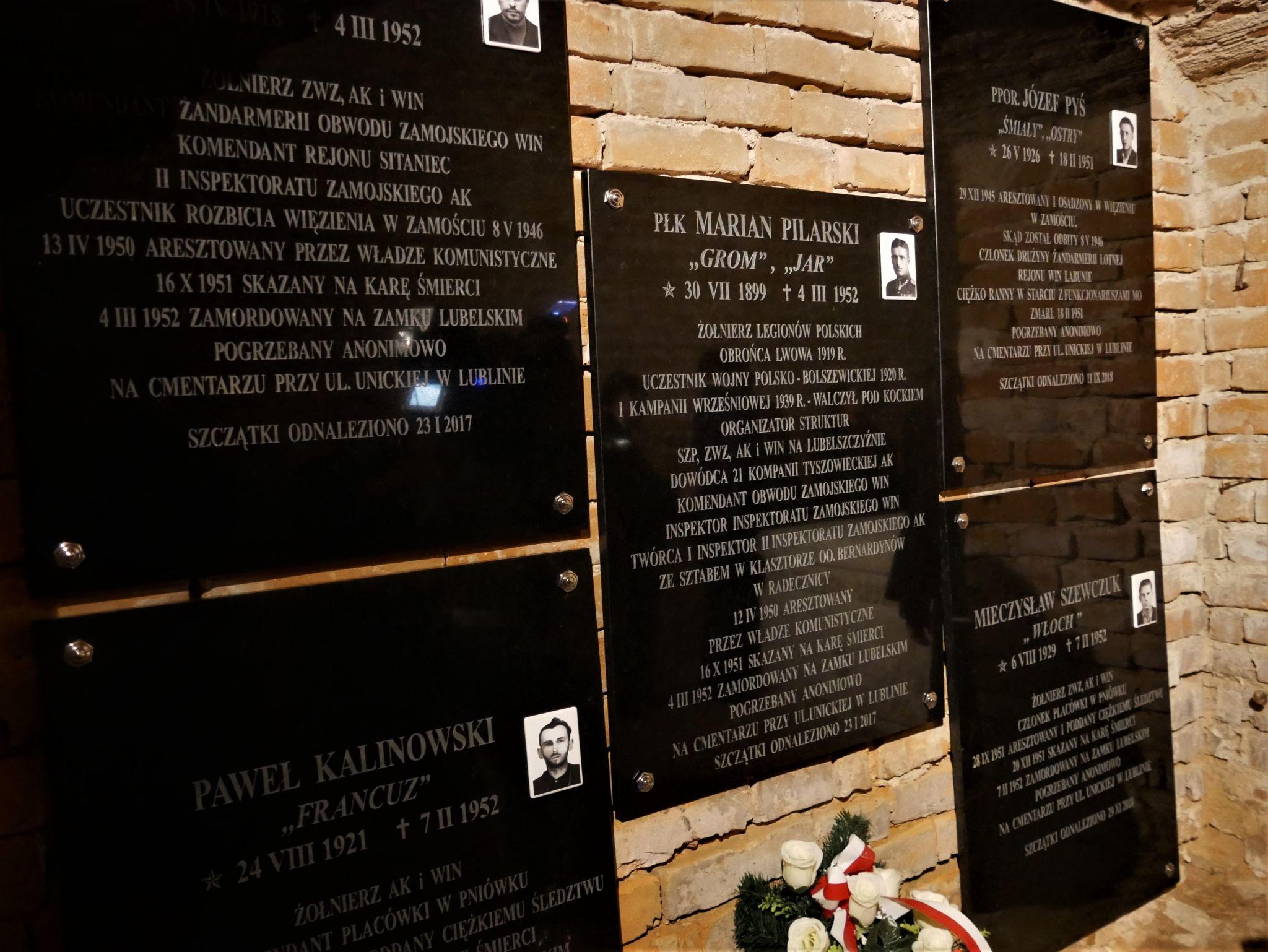 p1140046 Piękne pożegnanie trzech odnalezionych żołnierzy II Inspektoratu Zamojskiego AK [FOTORELACJA]