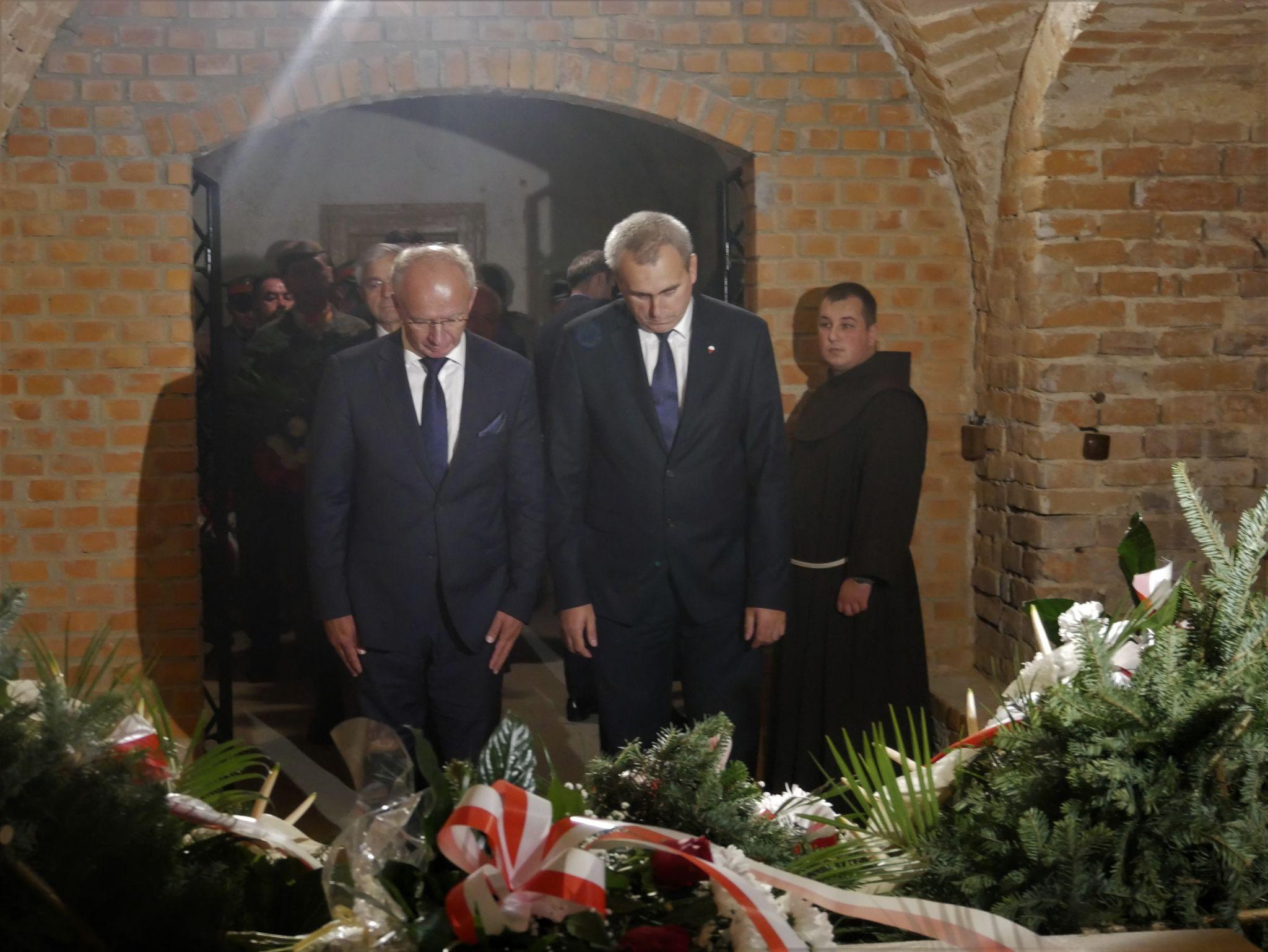 p1140081 Piękne pożegnanie trzech odnalezionych żołnierzy II Inspektoratu Zamojskiego AK [FOTORELACJA]