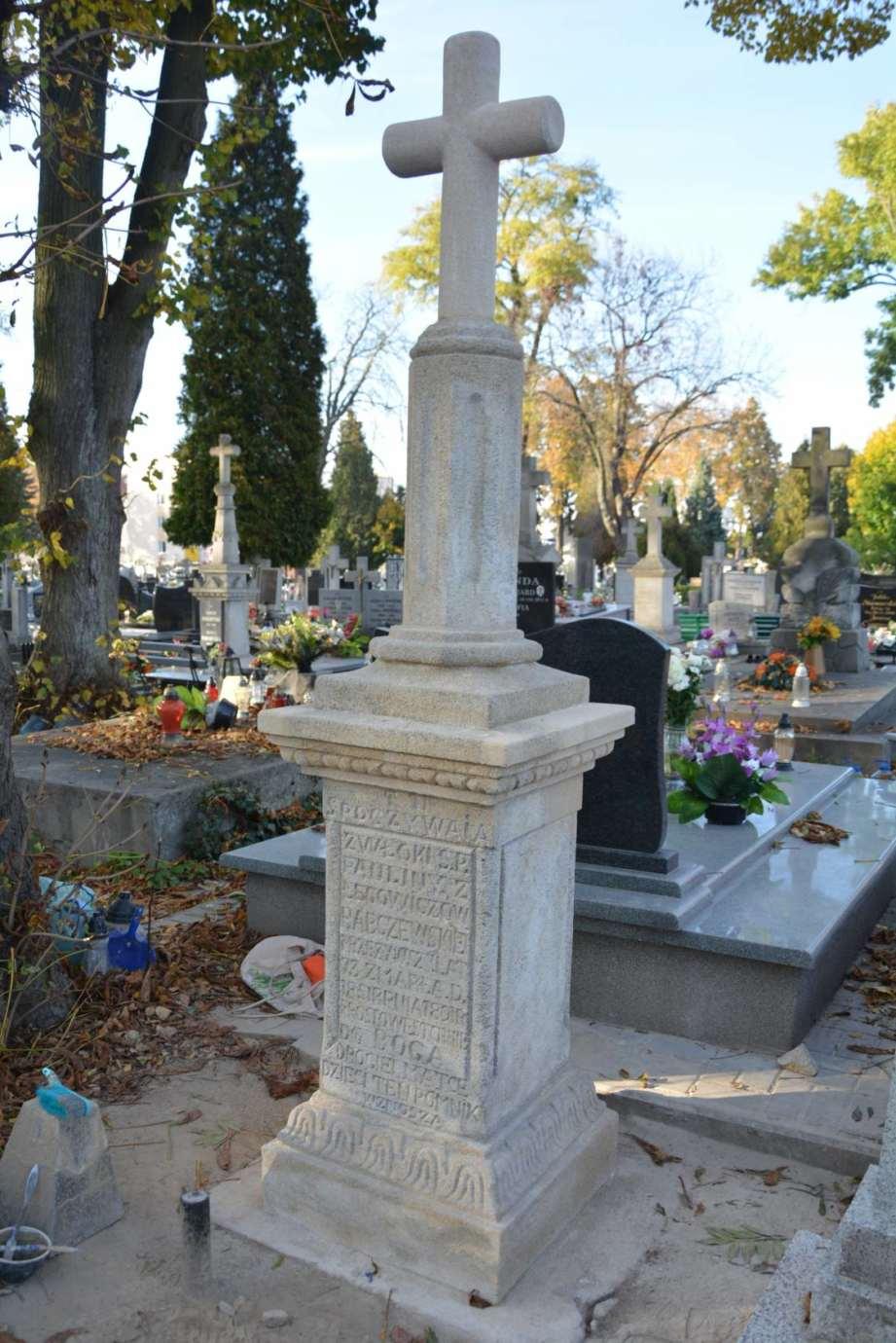 paulina rabczewska 2 Zamość: Przed nami XIII Kwesta na Cmentarzu Parafialnym przy ul. Peowiaków (zdjęcia)