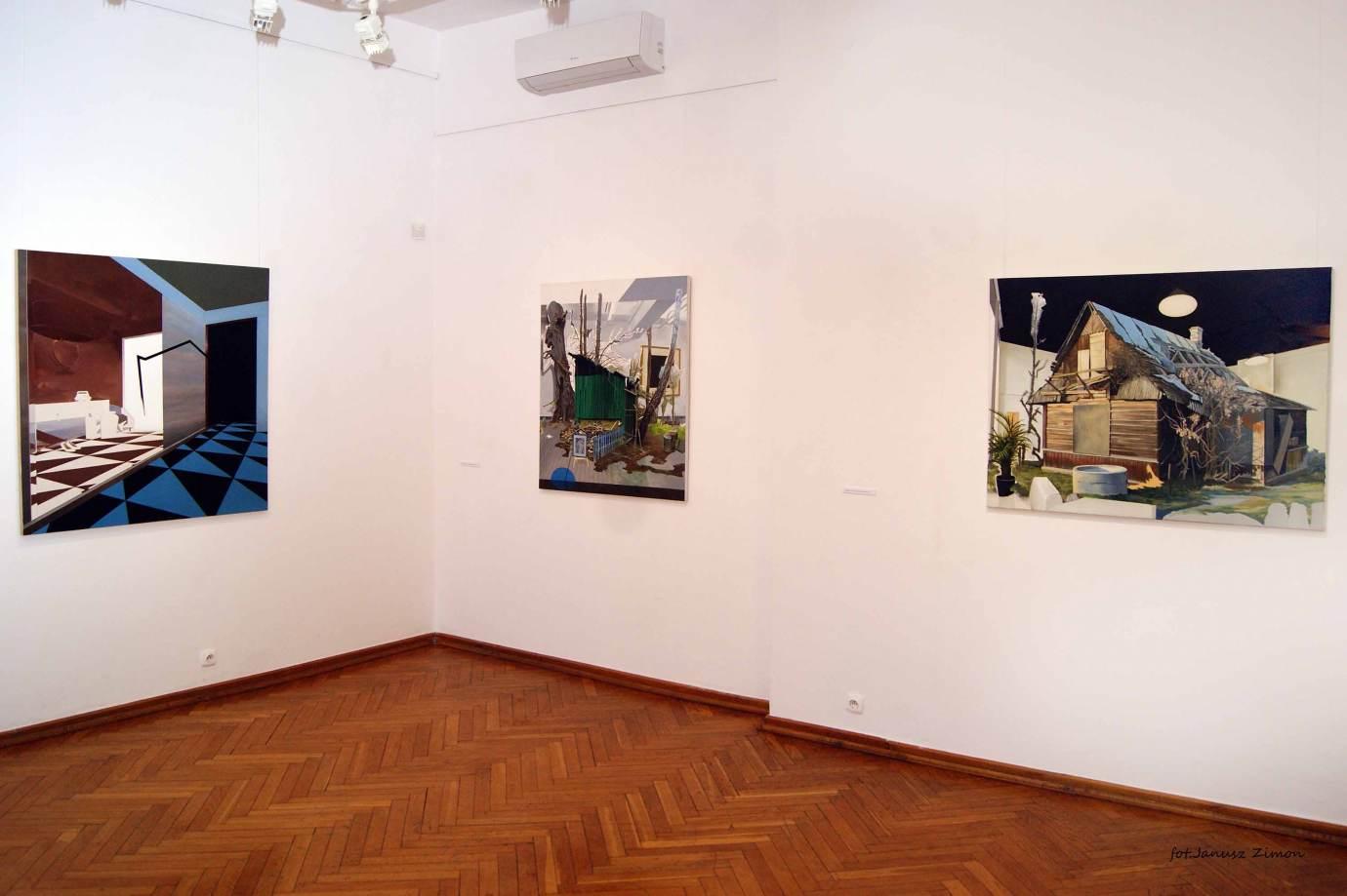 piotr tymochowicz bwa galeria zamojska fot janusz zimon 33 Zamość: Wernisaż wystawy Piotra Tymochowicza