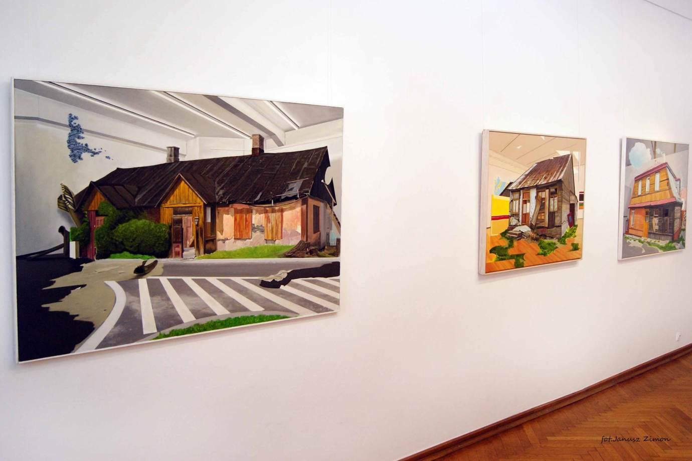 piotr tymochowicz bwa galeria zamojska fot janusz zimon 34 Zamość: Wernisaż wystawy Piotra Tymochowicza
