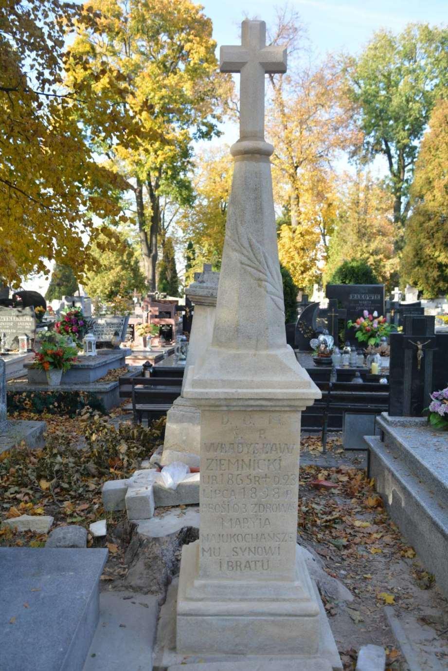 wladyslaw ziemnicki 3 1 Zamość: Przed nami XIII Kwesta na Cmentarzu Parafialnym przy ul. Peowiaków (zdjęcia)