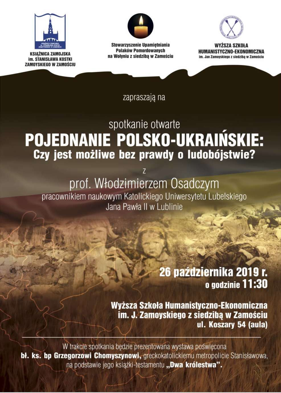 wolyn pojednanie polsko ukrainskie