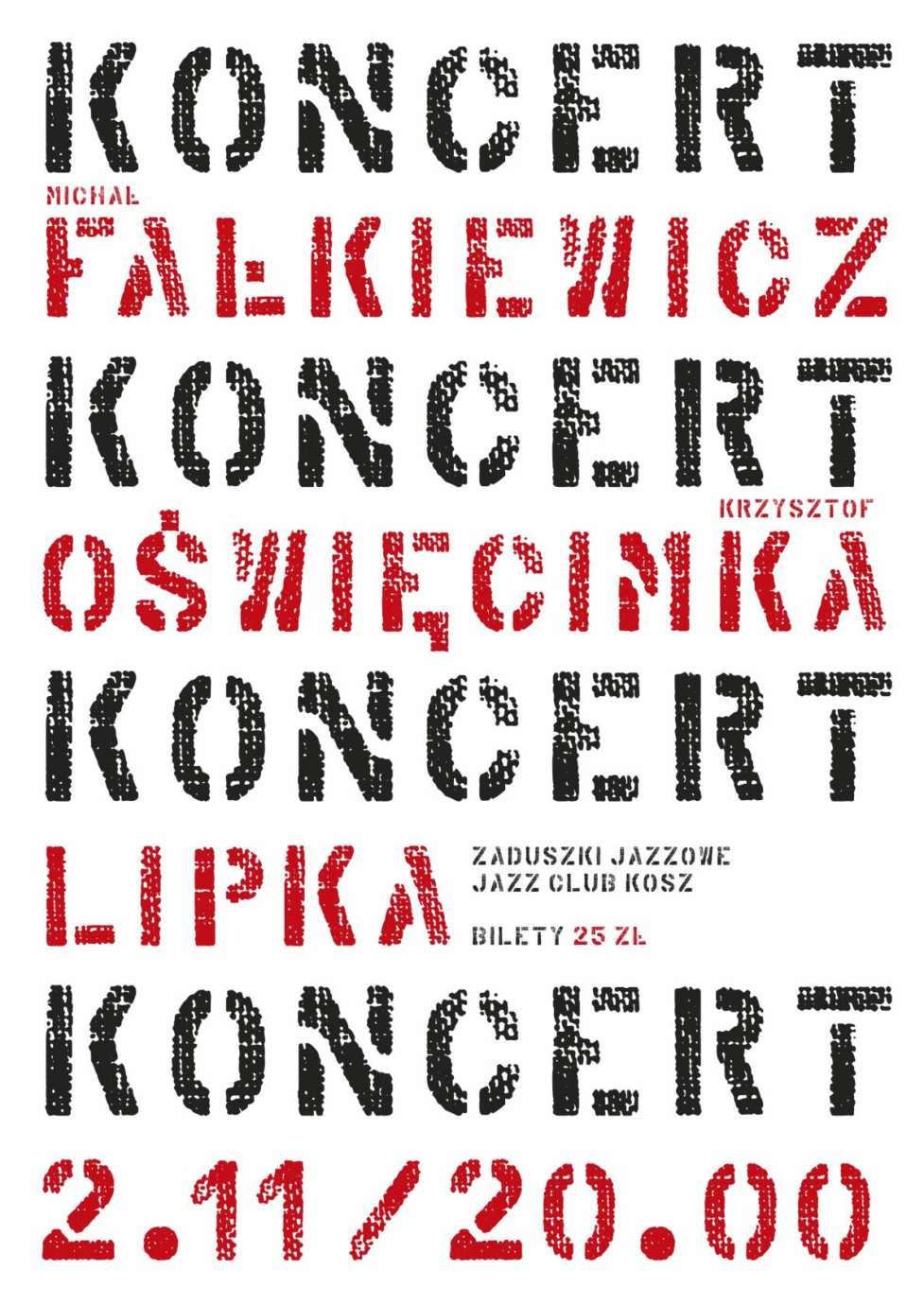"""zaduszki 1 Zamość: Zaduszki Jazzowe – Michał Fałkiewicz w Jazz Clubie """"Kosz"""""""