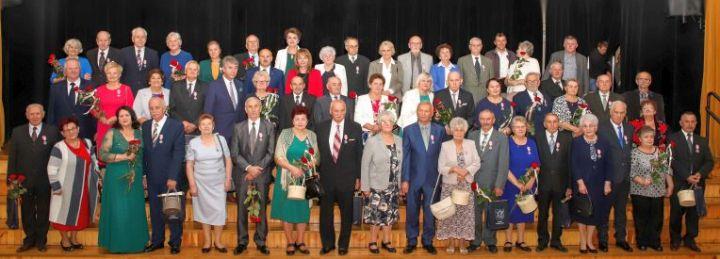 zlote gody Tomaszów Lubelski: Nawet 60 lat razem. 25 par małżeńskich świętowało jubileusz