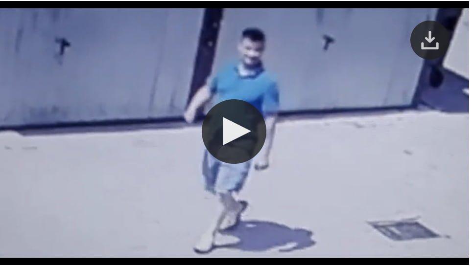 zrzut ekranu 2019 10 9 o 14 13 14 Kto rozpoznaje złodzieja? Policja prosi o pomoc (FILM)