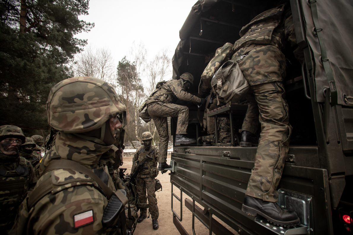 2lbot sro listopad19 1 Blisko 1000 lubelskich Terytorialsów na szkoleniach