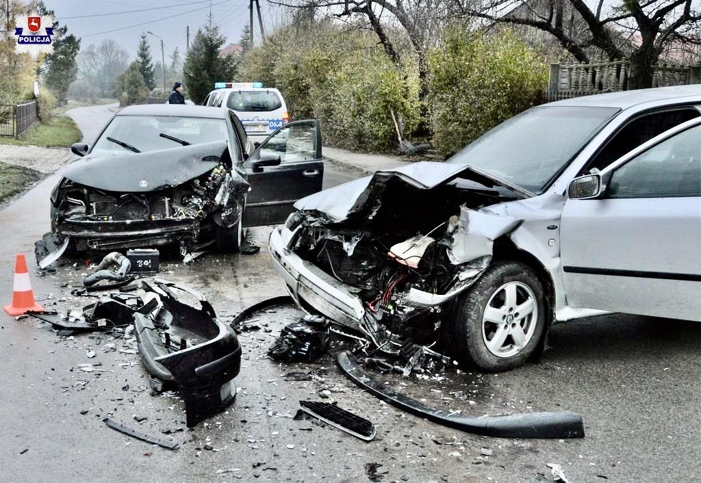 68 158823 Zaśnięcie za kierownica i 3 osoby w szpitalu