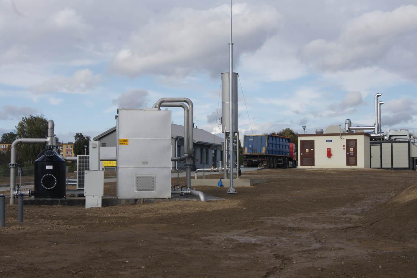 dsc08848 1 W Gm. Rachanie powstała nowoczesna biogazownia oraz suszarnia owoców i warzyw