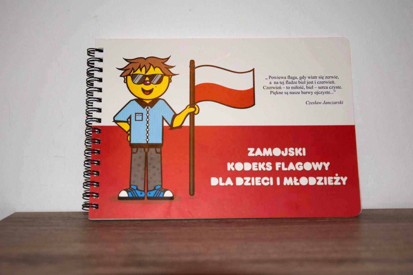 """dsc 0843 Powstał """"Zamojski Kodeks Flagowy dla dzieci i młodzieży"""""""