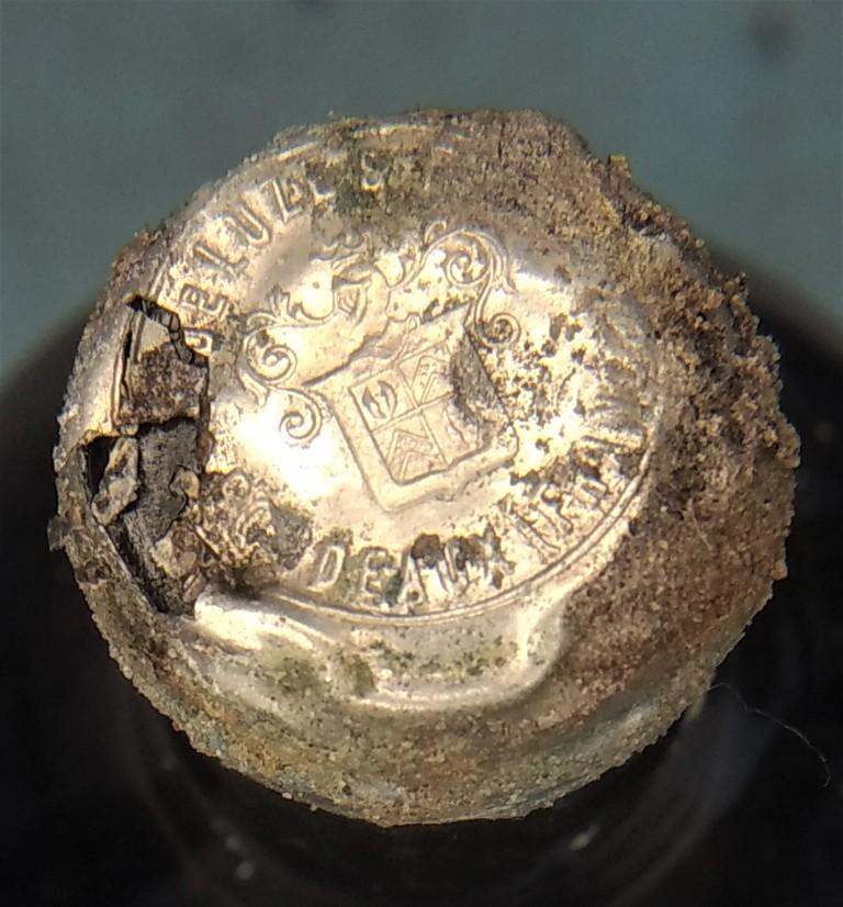wina z kozlowki 1 REGION: Cenne butelki z winem odkopano podczas prac remontowych w dawnej rezydencji Zamoyskich