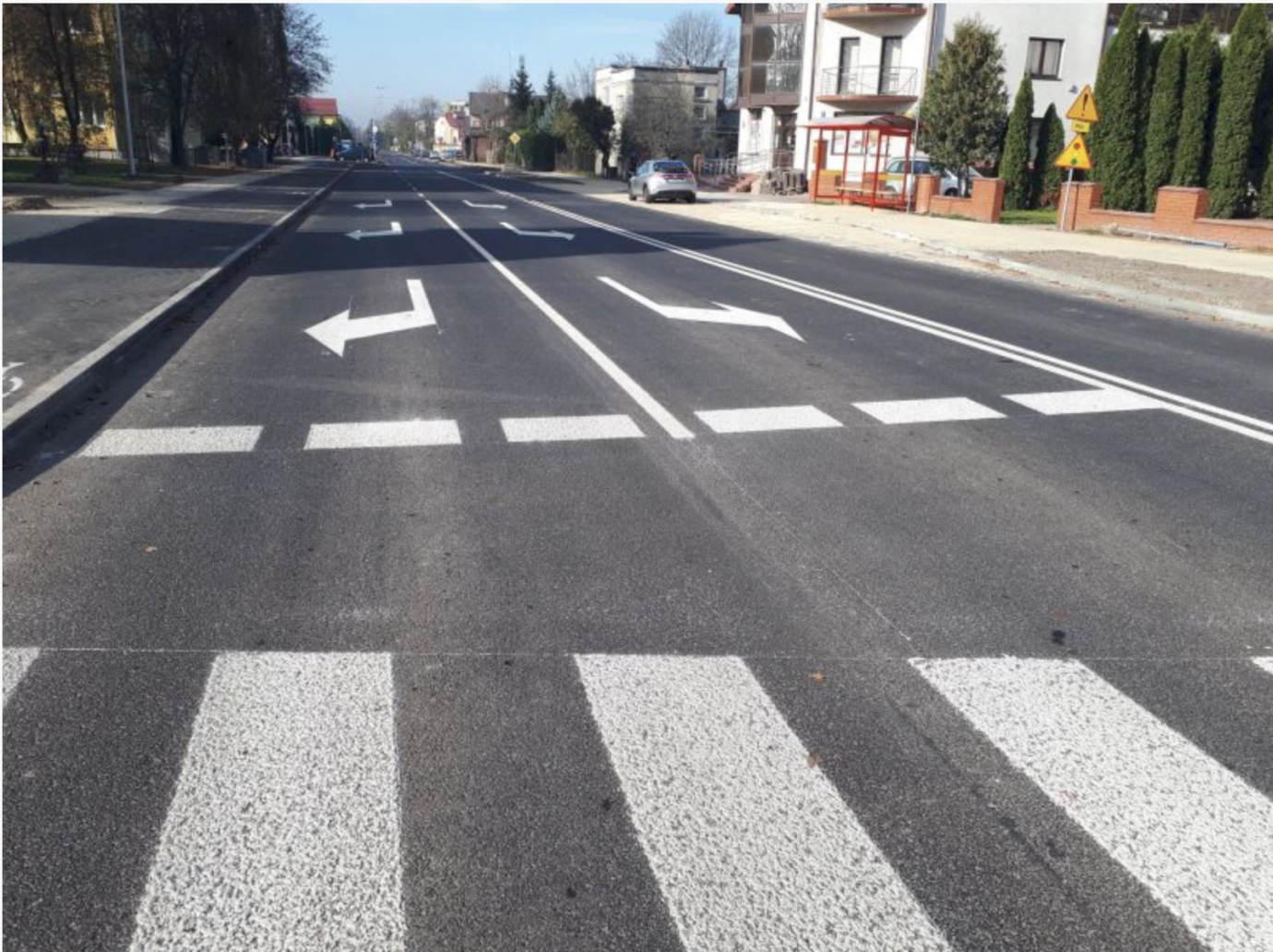 zrzut ekranu 2019 11 7 o 15 09 01 Dobra wiadomość! Kolejne ulice w Zamościu odebrane!
