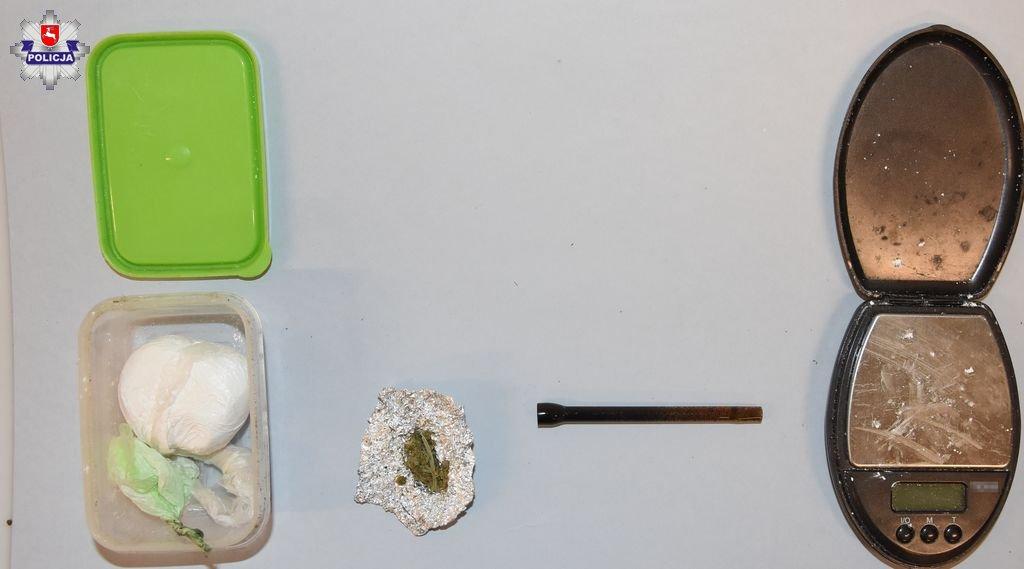 68 159270 Ukradł Pandę i z narkotykami uciekał przed policją