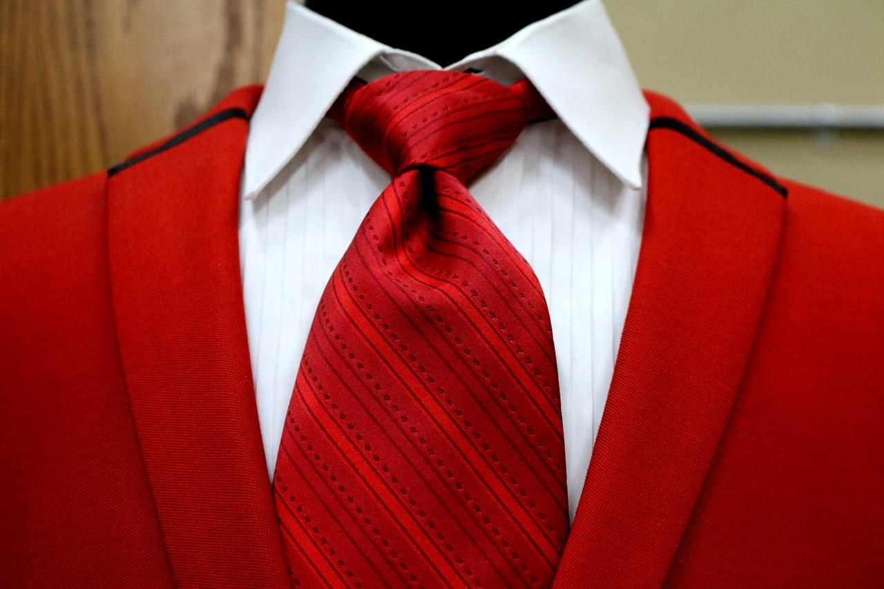 czerwonaodziez Moda na czerwień
