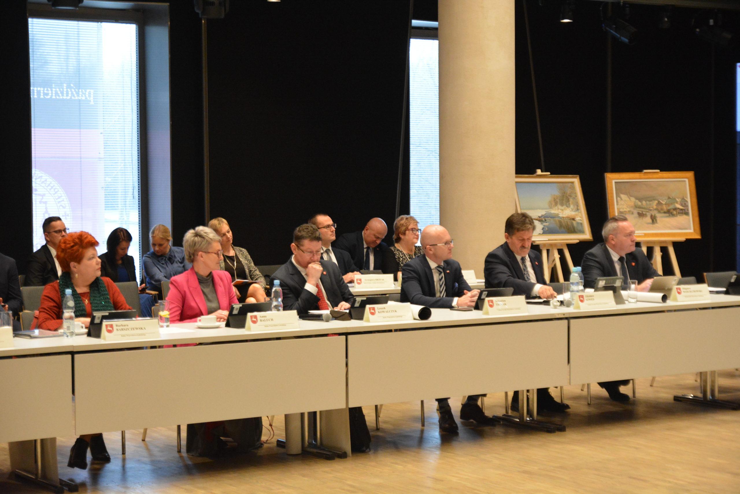 dsc 4067 scaled 1 Radni Sejmiku Województwa Lubelskiego przyjęli budżet na 2020 rok