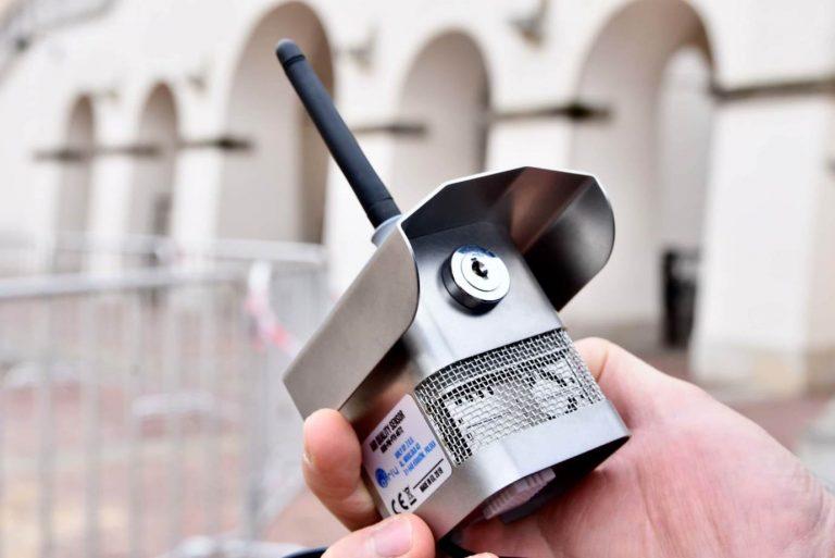Zamość: Miasto zakupiło nowe czujniki jakości powietrza