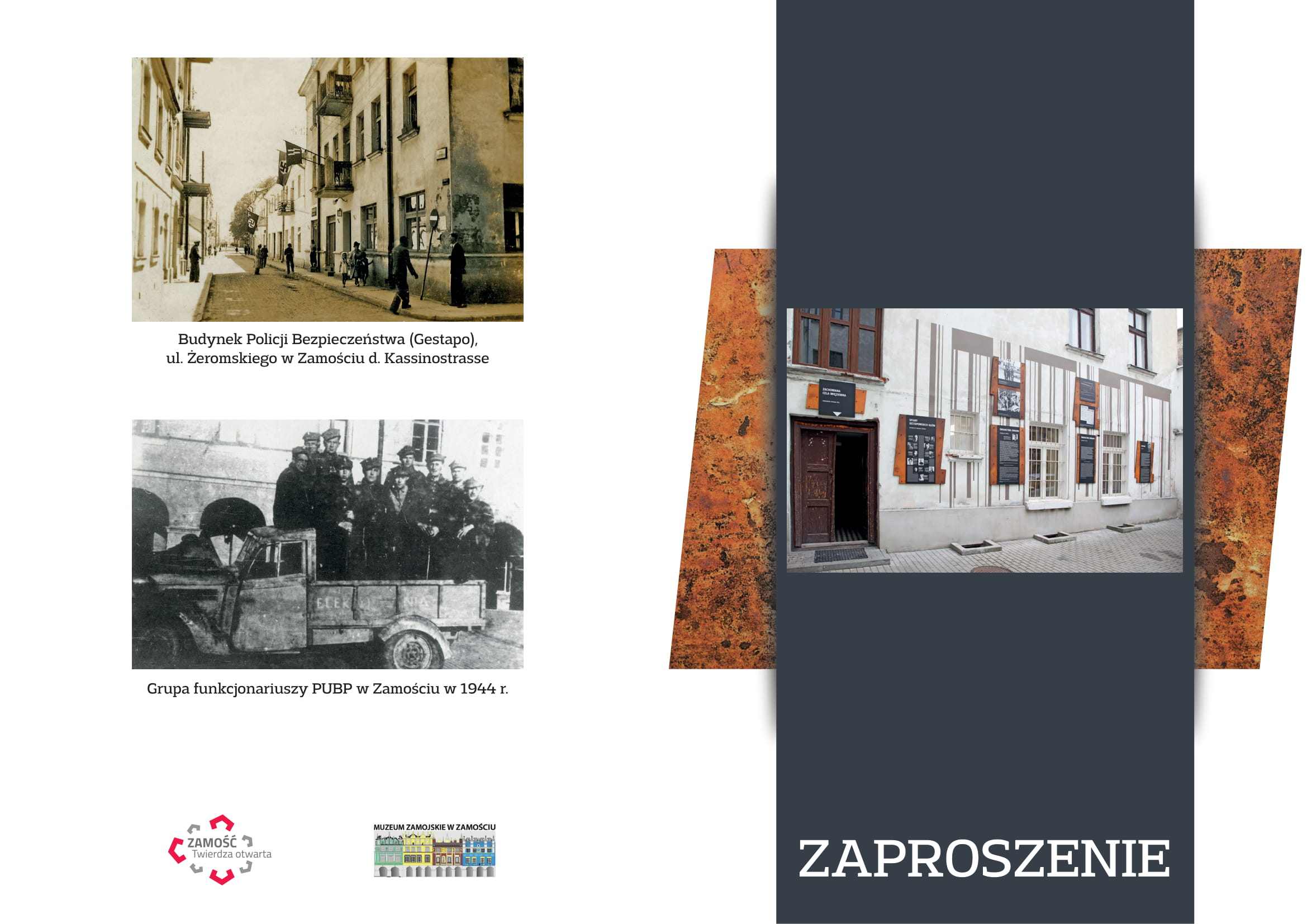 kamienica czerskiego zaproszenie 1 Otwarcie wystawy