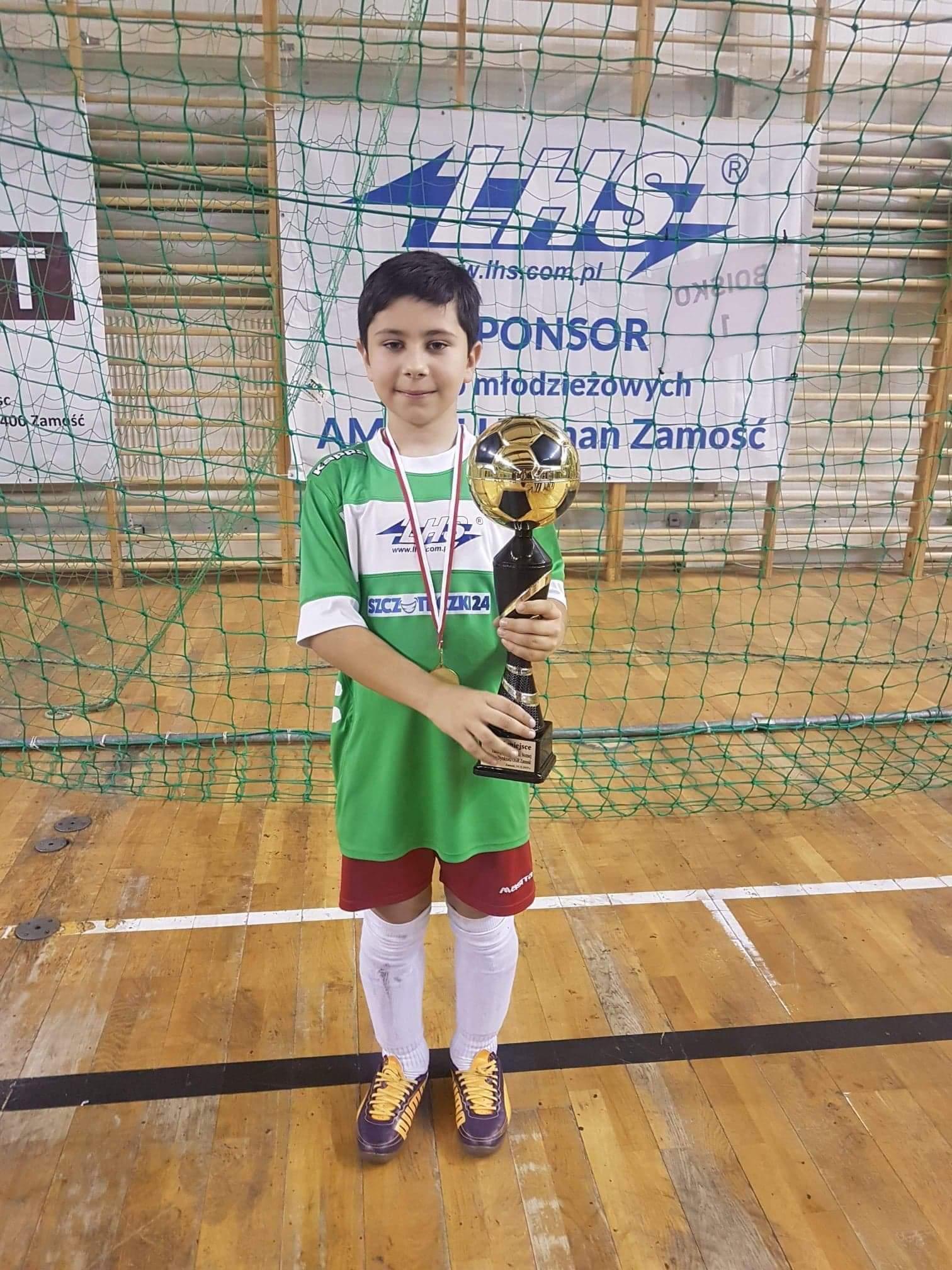 received 2713318788735458 Młodzi piłkarze grali o Puchar Dyrektora OSiR Zamość. [KLASYFIKACJA KOŃCOWA, ZDJĘCIA]