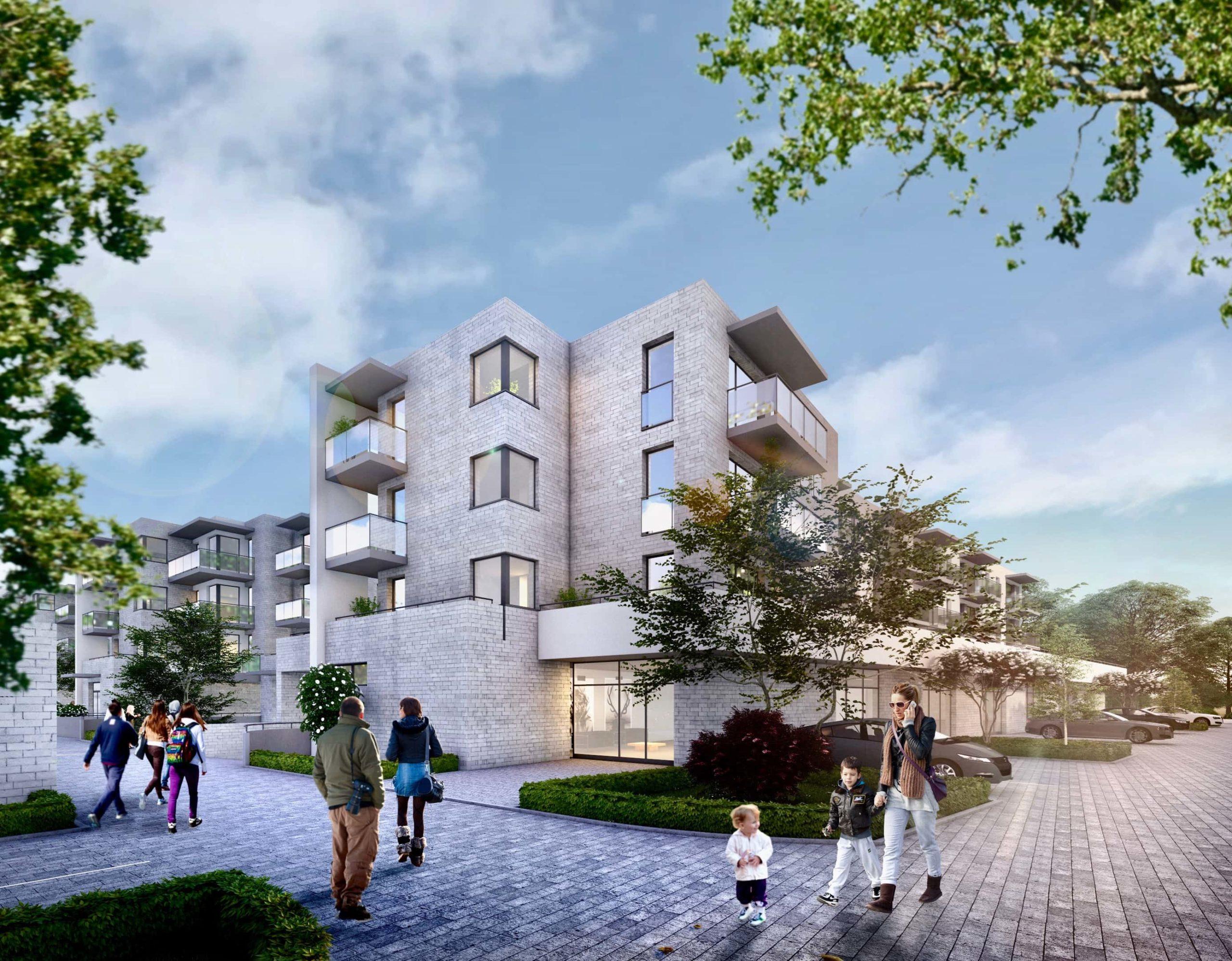 zam lipska 3 scaled 1 Powstaje drugi etap nowoczesnego osiedla mieszkaniowego