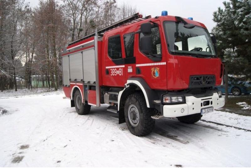 zrzut ekranu 2019 12 13 o 09 24 30 Gm. Adamów: Nowy wóz dla strażaków ochotników