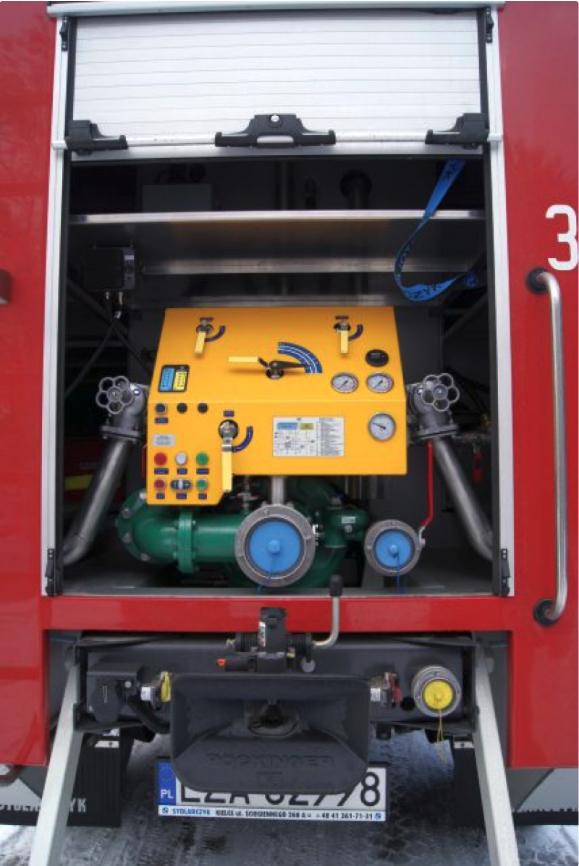 zrzut ekranu 2019 12 13 o 09 24 57 Gm. Adamów: Nowy wóz dla strażaków ochotników