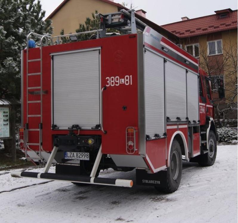 zrzut ekranu 2019 12 13 o 09 25 13 Gm. Adamów: Nowy wóz dla strażaków ochotników