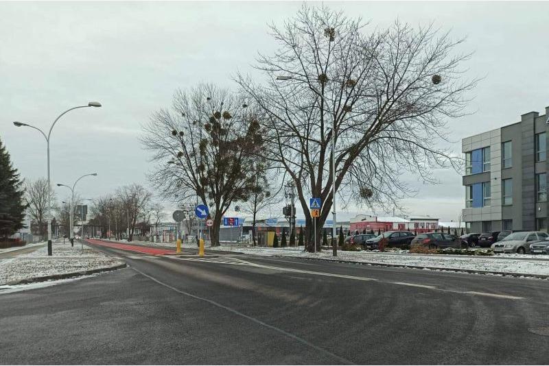 zrzut ekranu 2019 12 30 o 13 24 59 Zamość: Ulica Kilińskiego po modernizacji