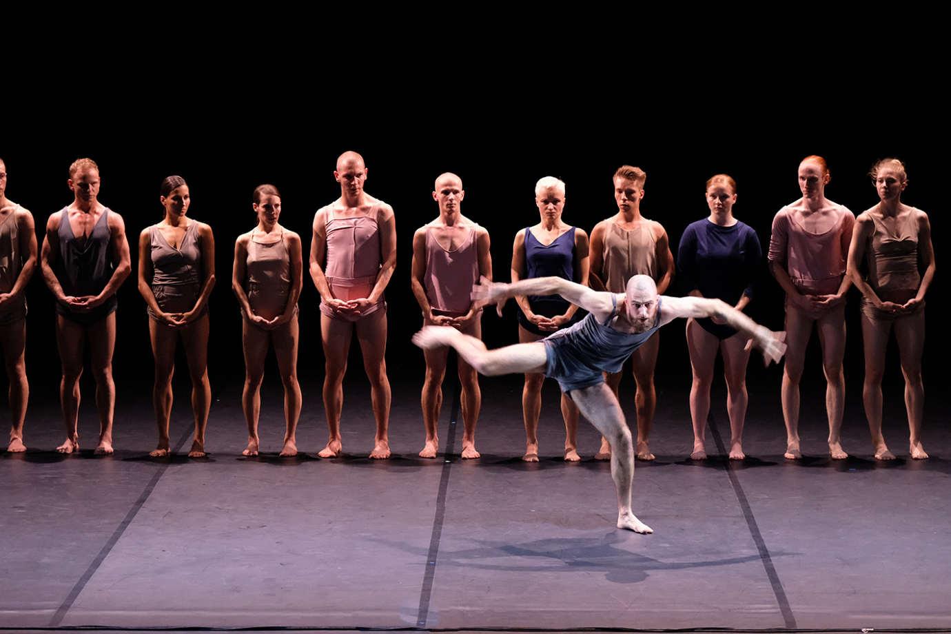 45 zdjecia10 Teatr Tańca w ZDKu