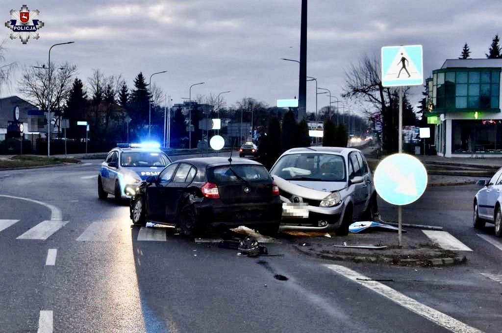 68 161061 Lekceważące postępowanie 27-letniego kierowcy BMW