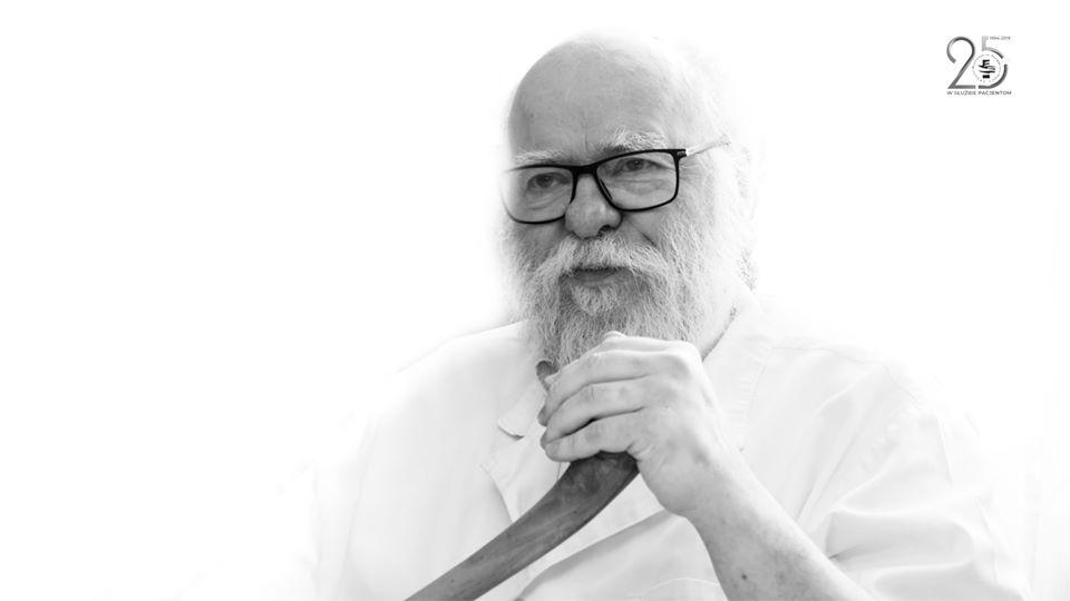 81012410 2516735175272606 3512762835530678272 o Prof. zw. dr hab. n. med. Krzysztof Marczewski nie żyje