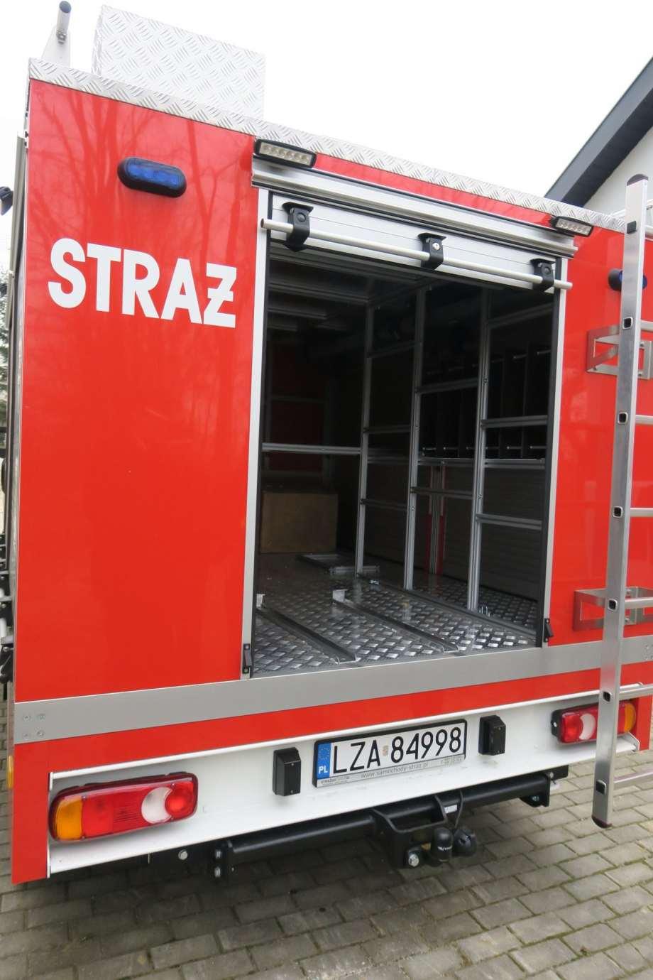 83186297 1470830223084848 4667906977123270656 o Nowy sprzęt dla strażaków z Gminy Nielisz