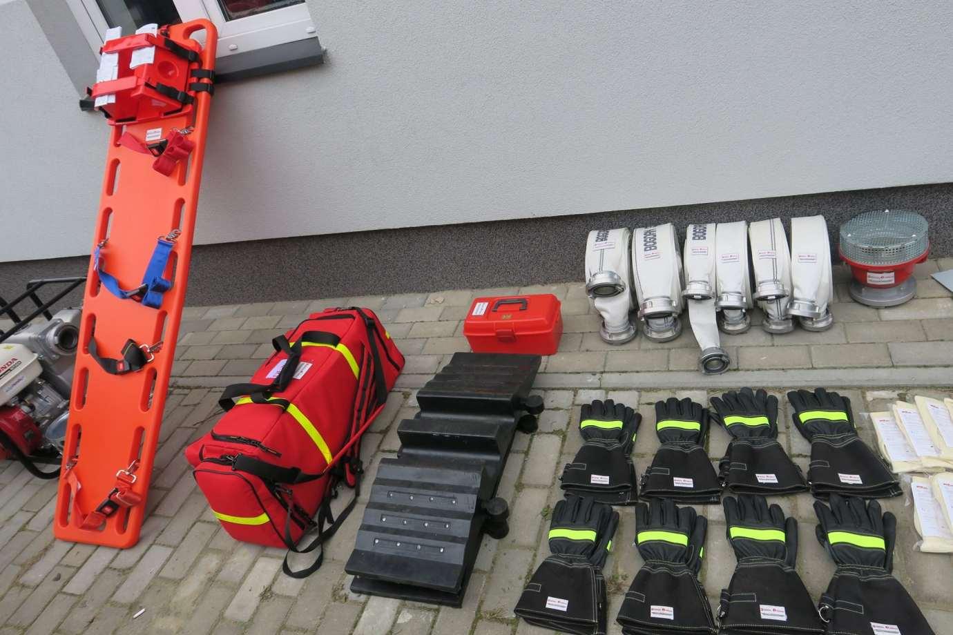 83189065 1470832326417971 3246469498764525568 o Nowy sprzęt dla strażaków z Gminy Nielisz